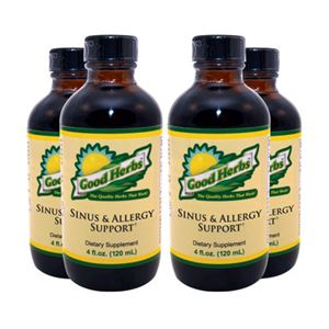 Picture of Sinus and Allergy Support - 4 Pack